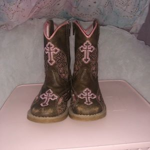 Cowgirl boots!!